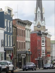 hudson downtown