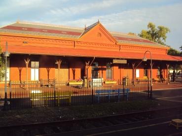 hudson train station