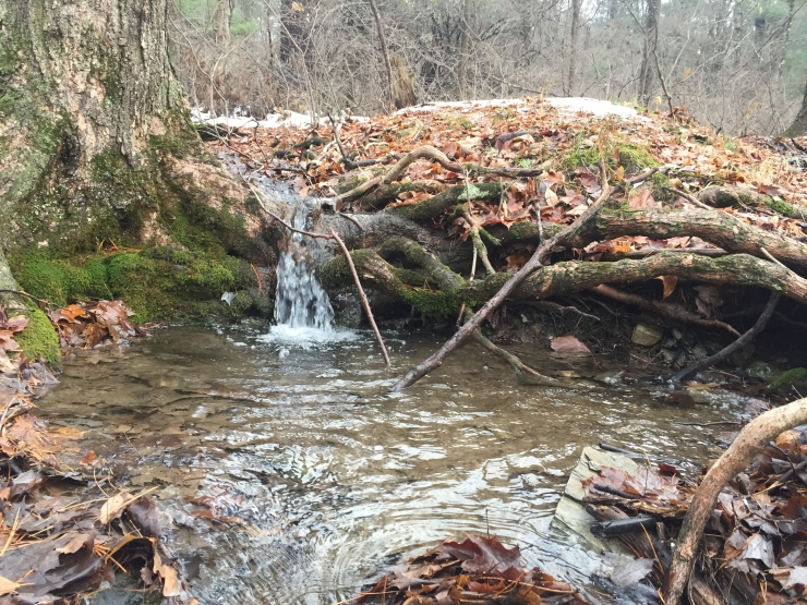 Claverack waterfall